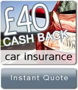 Wilson Insurance gives £40 Forces cashback on Van, Car & Home Insurance!  Follow the link on our website to save!