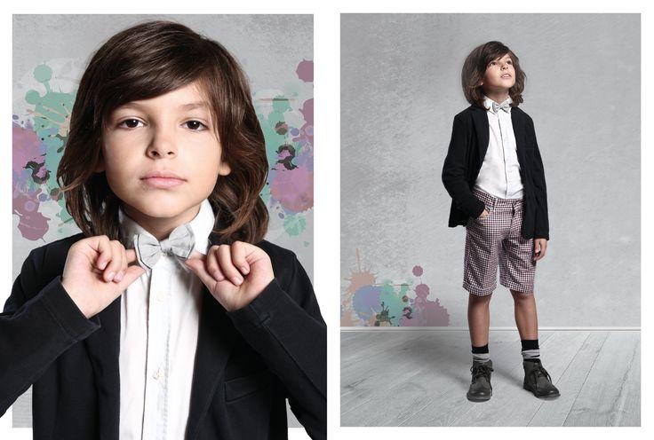 MythsKids Spring Summer 2014 #Kidswear #PE14 #MythsCollection www.myths.it
