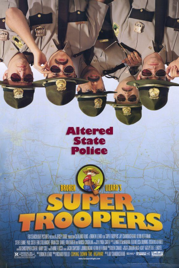 Super Troopers 11x17 Movie Poster (2001)