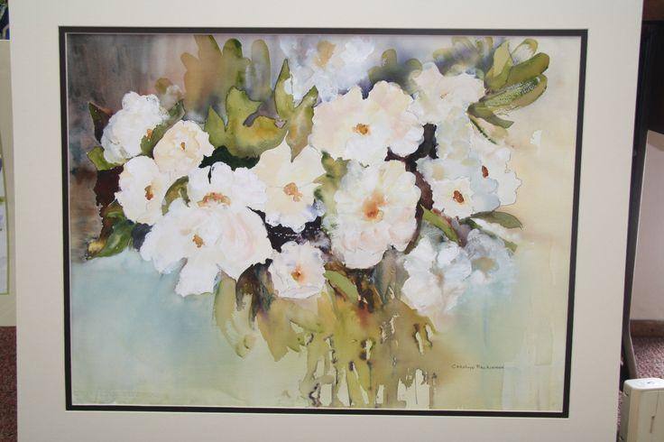 """White Rose Of Athens"""