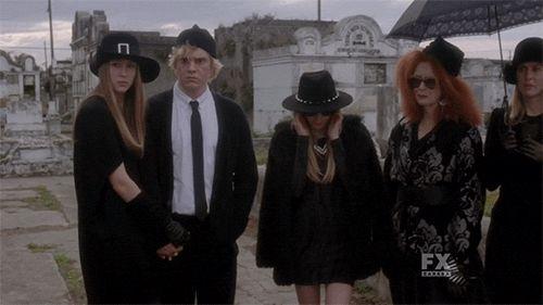 Like a Halloween: Playlist de domingo - Coven