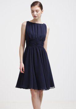 Schwarz blaues kleid bedeutung