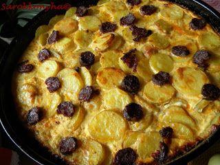 Sarokkonyha: Turbó rakott krumpli