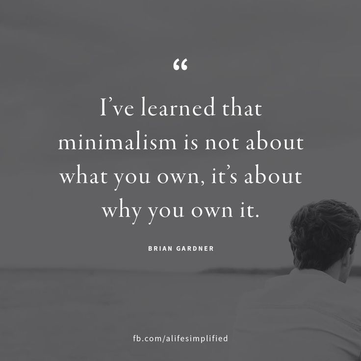Best 25 quotes about simplicity ideas on pinterest for Who started minimalism
