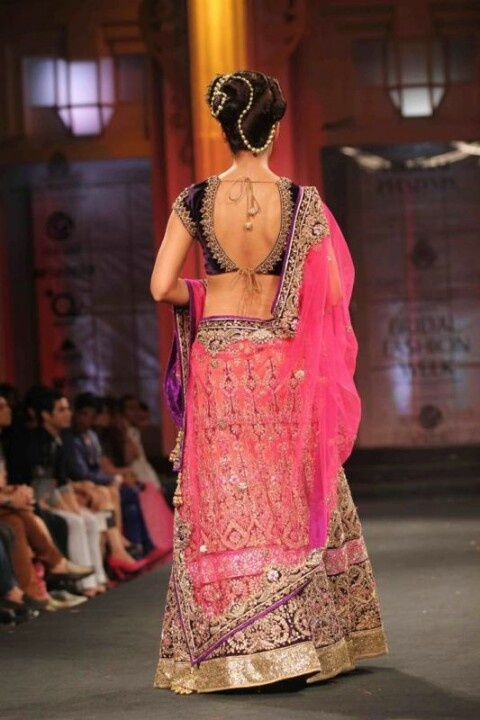 #indian #bridal #lehenga