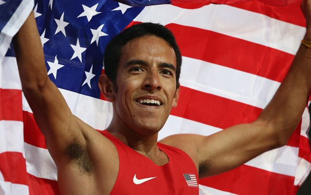 Leo Manzano Wins Silver Medal for U.S... He was once an undocumented immigrant!