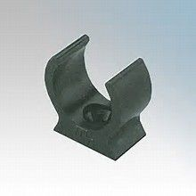 Image result for black oval pvc conduit clip