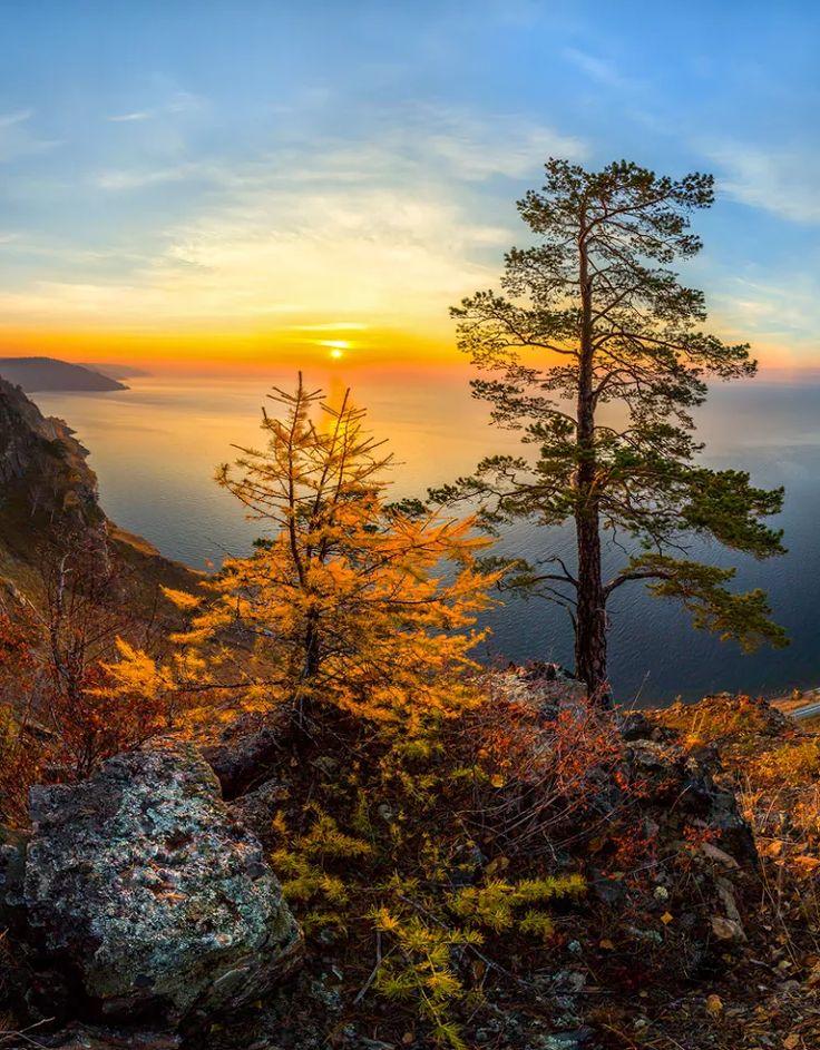 Фото: Озеро Байкал Путешествие и Отдых в южной части ...