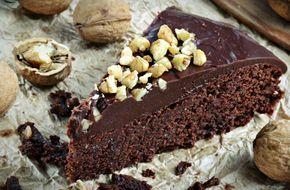 A paleo csokis-diós sütit még esti kedvenc sorozatod alatt is nyugodt szívvel majszolhatod.