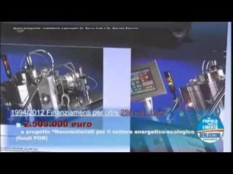 Nuovo video con le iniziative e i progetti del Senatore Antonio d'Alì. Con il PdL alle elezioni del 24 e 25 febbraio.