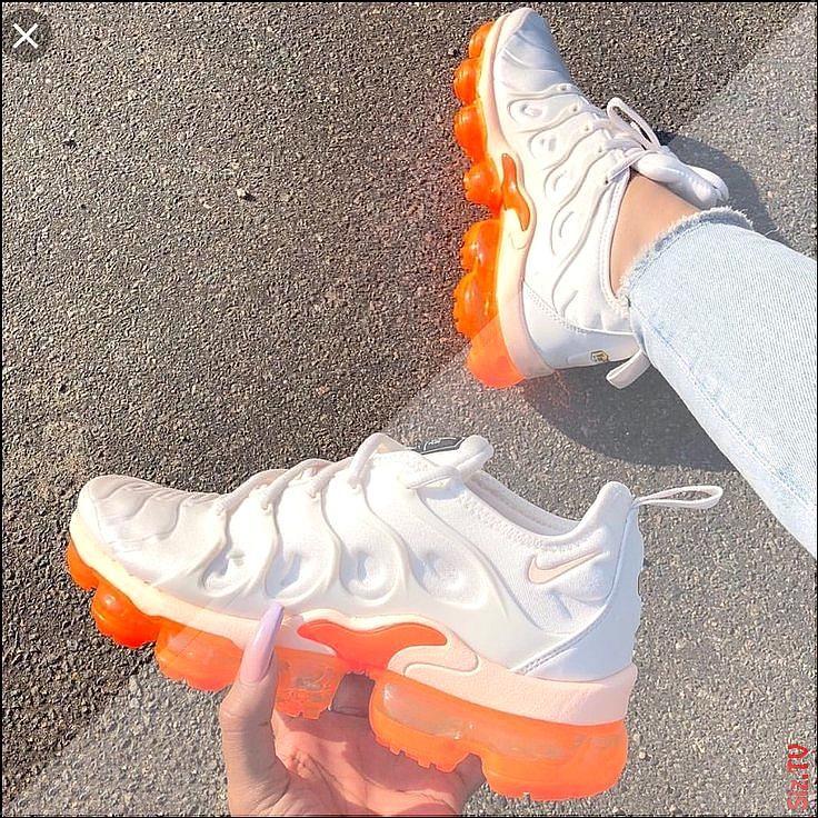 Nike Shoes Creamsicle Vapormax Plus