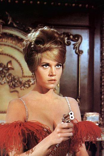 "the60sbazaar: ""Jane Fonda in Cat Ballou """
