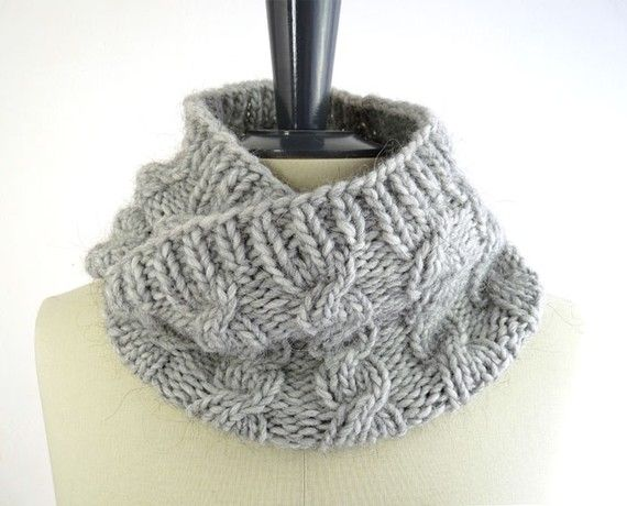 cable tube scarf