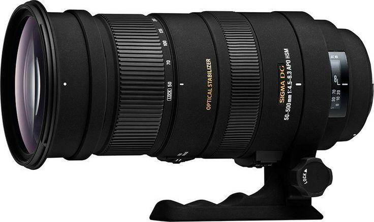 SIGMA 50-500MM F/4.5-6.3 DG OS HSM TELEPHOTO LENS (PENTAX) Price : NZ$1,945.85
