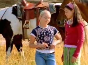Miranda Cosgrove wild stallion movie | Starring: Danielle Chuchran , Miranda Cosgrove , Fred Ward