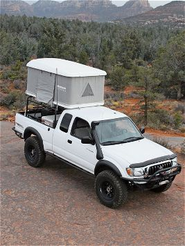 Parasol Maggiolina hardshell rooftop tent. & 20 best Pickup Camping images on Pinterest | Campers Caravan and ...