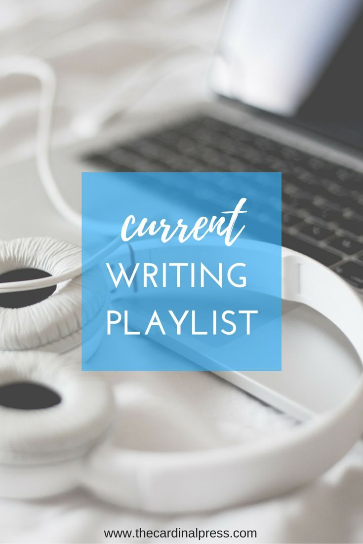 All the perfect background songs to kick start your creative writing — The Cardinal Press