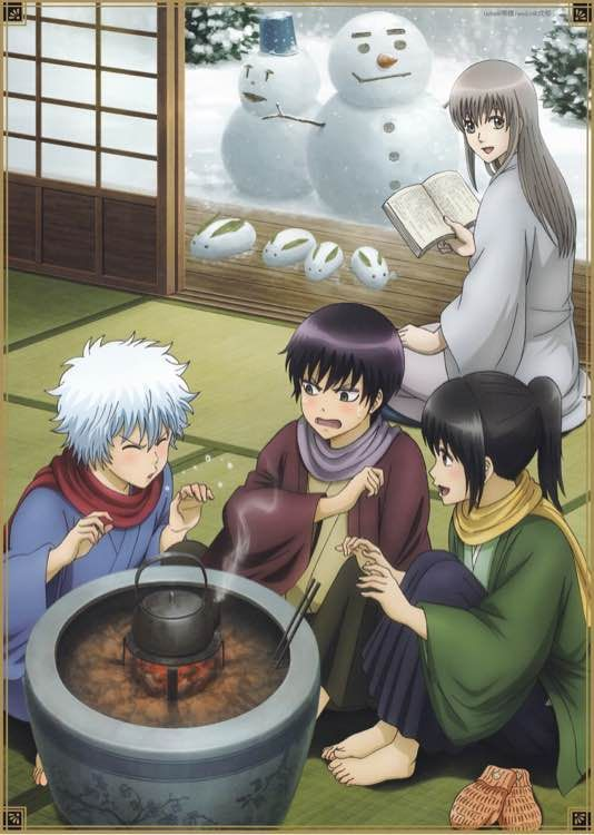 Gintama Wait , WHAT THE HELL IS GOING ON HERE , GINTOKI ?????????????????