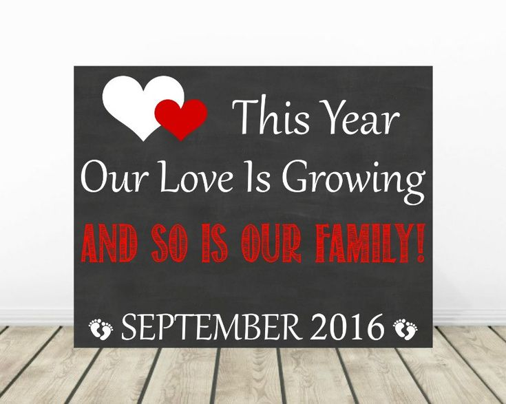 87 best Pregnancy Announcements images – Etsy Baby Announcements