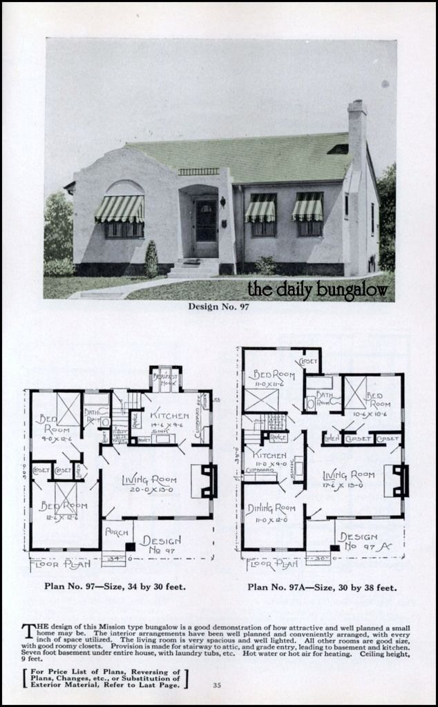 Spanish Bungalow House Plans Fresh Bungalow House Plans In 2020 Bungalow House Plans Bungalow Floor Plans House Plans