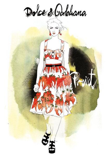 Remix Magazine-Illustrations trends by Judit García-Talavera, via Behance