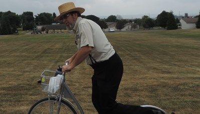 Logeren bij de Amish