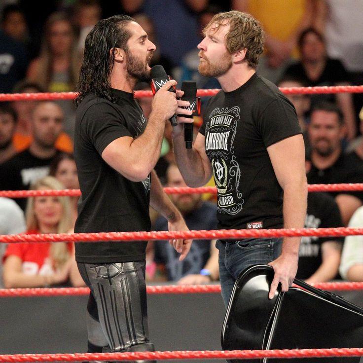 Raw 7/17/17: The Miz and The Miztourage pummel Dean Ambrose and Seth Rollins