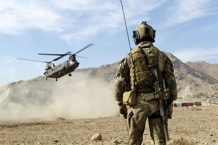 Norwegian army special operation command in kabul-Afghanistan. (4896X3264)
