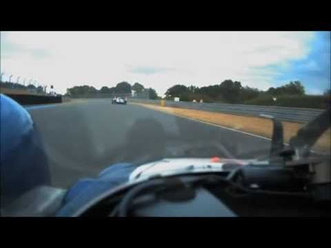 Peugeot 908 - 24 Heures du Mans 2011 - One lap on-board