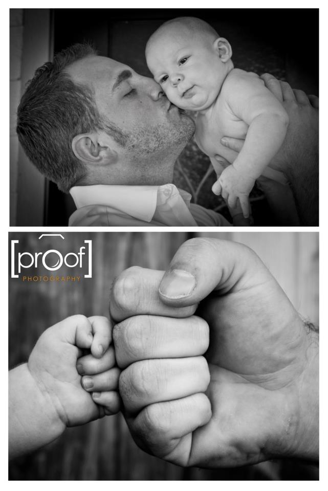 3 Month Photo Shoot | Frisco Family Photoshoot | www.ProofPhotographydfw.com