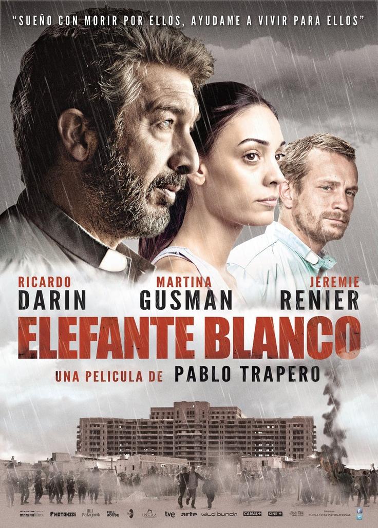 RACÓ VIATGER de Mariló: RESSENYES LITERÀRIES i de cine: ELEFANTE BLANCO.PEL:LICULA
