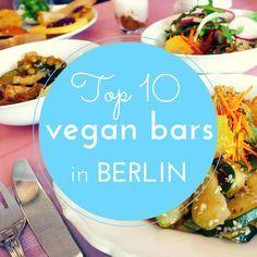 10 of the best Vegan Bars & Restaurants in Berlin