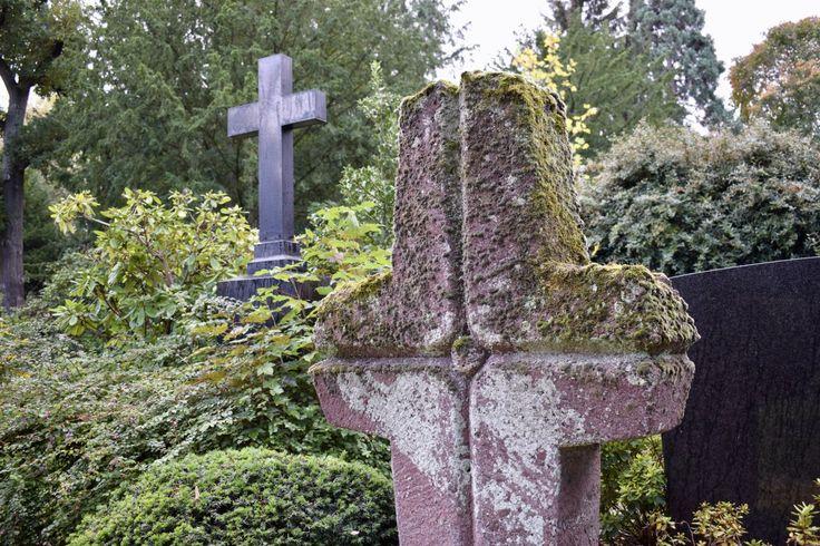 Der Nordfriedhof leuchtet