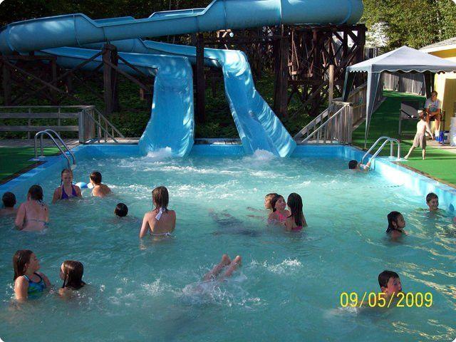Jellystone Park, Woodstock NB