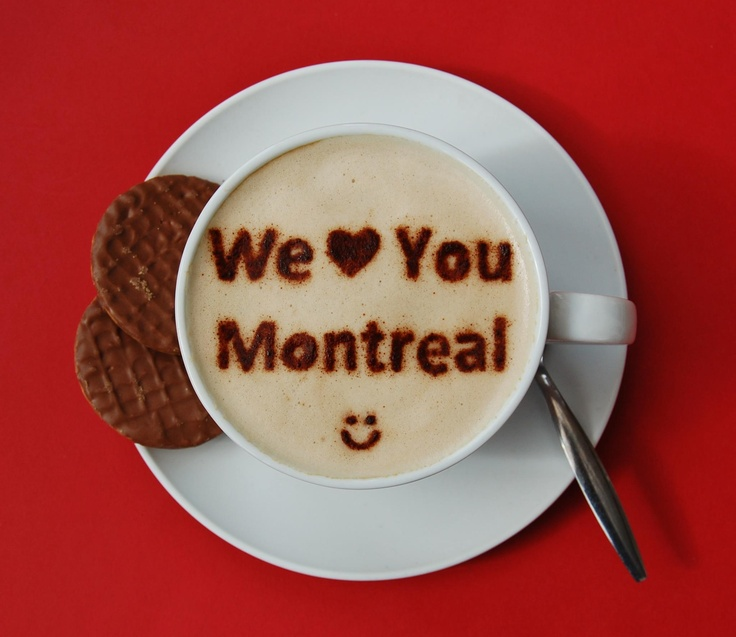 I ♥ Montréal!!!...:)