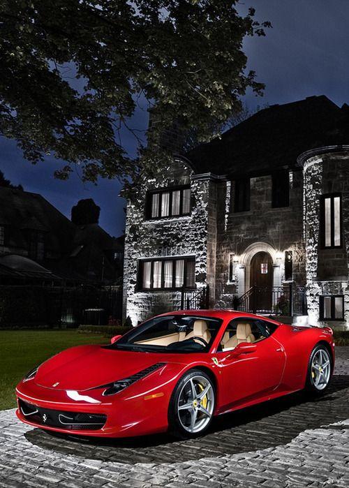 Ferrari 458 Italia.                                                                                                                                                     More