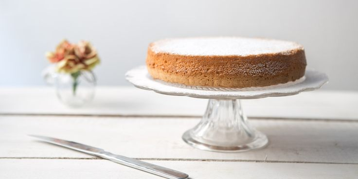 Victoria Glass shares a delicious gluten-free lemon cake recipe, which is also dairy-free. A must-have for your free-from baking repertoire.