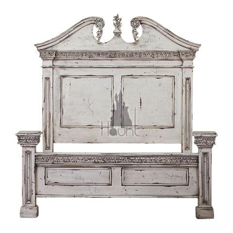 The RELIC Bed - BED NO FABRIC - Haunt Furniture - All furnitures are customized