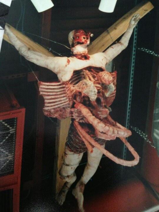 Bodies exhibit