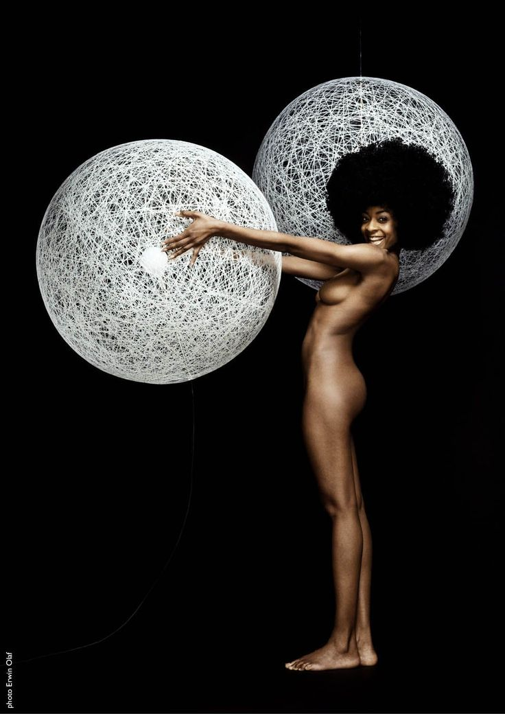 MOOOI - Random Light by Bertjan Pot, photography by Erwin Olaf