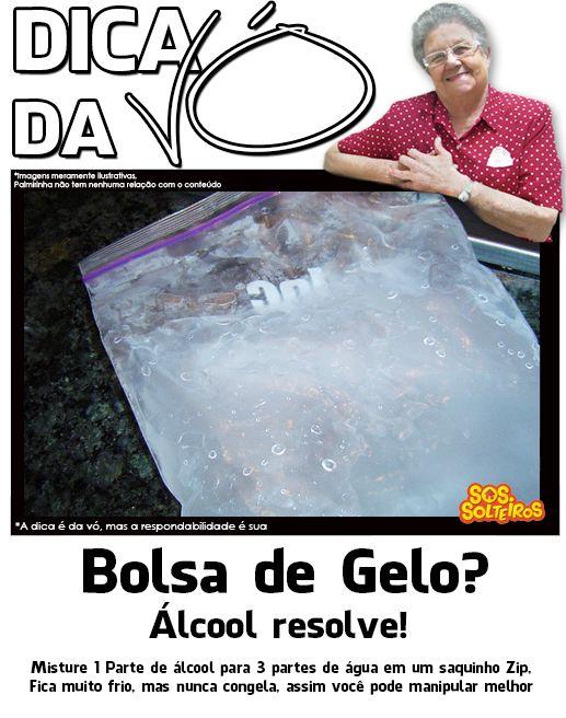 bolsa de gelo