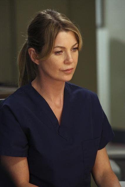 "Dr. Meredith Grey ""Grey's Anatomy"" - Ellen Pompeo"