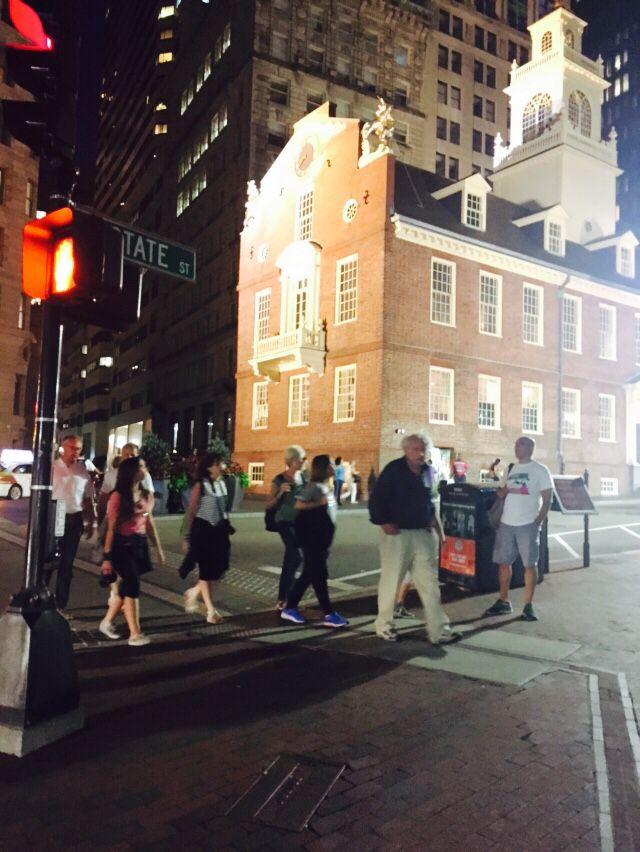 #Boston  #street