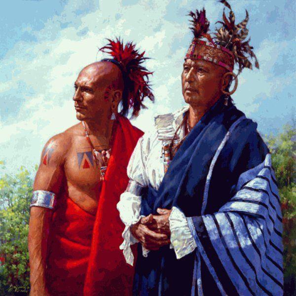 Iroquois Nom autochtone : Hodinonhsioni