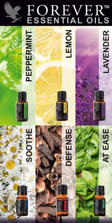 Unleash the power of the senses! #ForeverEssentialOils