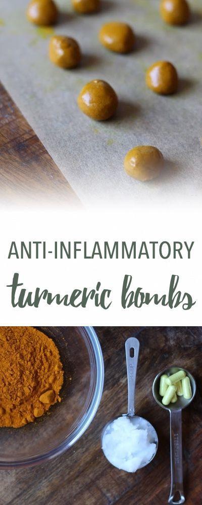 Homemade turmeric supplement | Empowered Sustenance