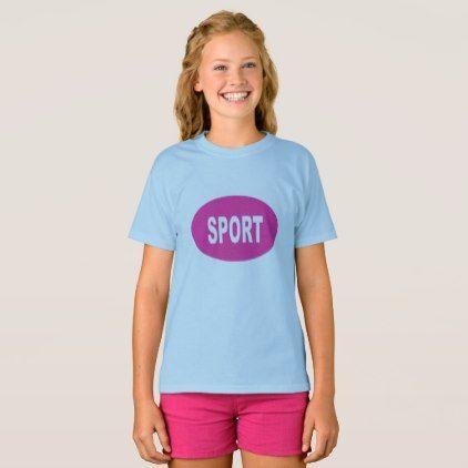 TEE-SHIRT    TAGLESS   SPORT   CANDY T-Shirt - diy cyo personalize design idea new special custom