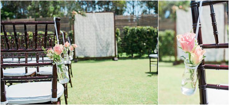 Osteria Casuarina Wedding Ceremony