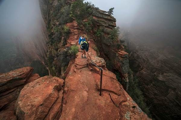 10 Life-Changing Utah Hiking Trails. I've done Angel's Landing. But the others can go on the to do list.