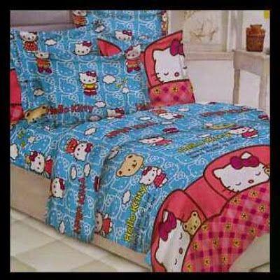 Toko Cherish Imut: Supplier Sprei Hello Kitty Murah Grosir Ecer Halus...